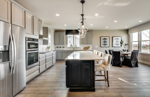 Kitchen-in-Lyon-at-Ashwood Crossing-in-Naperville