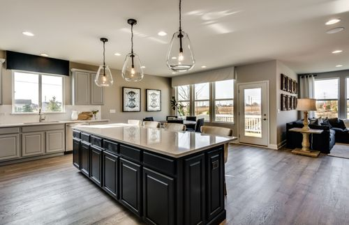 Greatroom-and-Dining-in-Lyon-at-Ashwood Crossing-in-Naperville