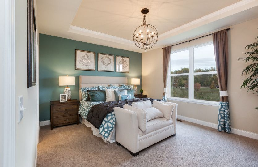 Bedroom featured in the Amberwood By Pulte Homes in Chicago, IL