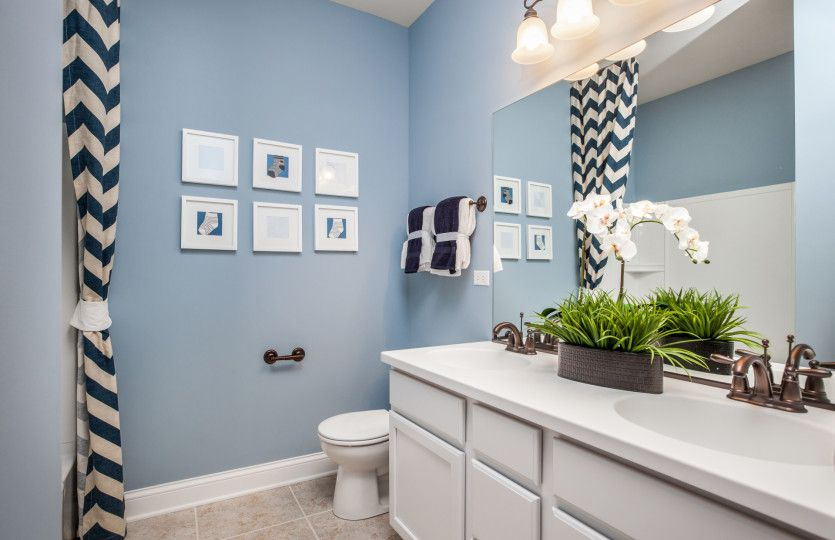 Bathroom featured in the Amberwood By Pulte Homes in Chicago, IL