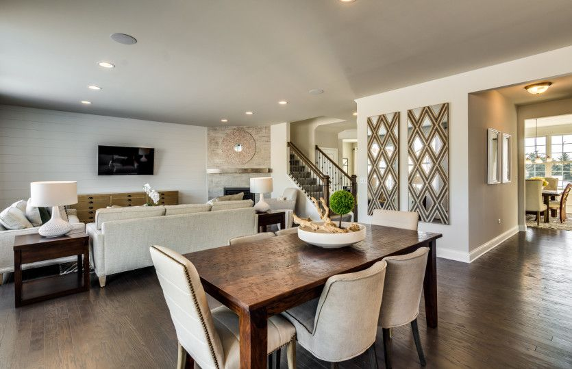 Living Area featured in the Riverton By Pulte Homes in Chicago, IL