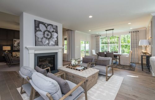Greatroom-and-Dining-in-Meadowview-at-Hawthorn Hills - The Bradbury Series-in-Hawthorn Woods