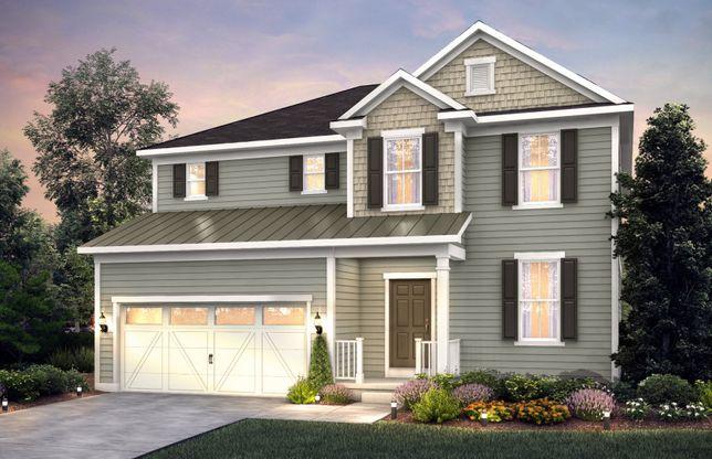 Mercer:Home Exterior HR2B