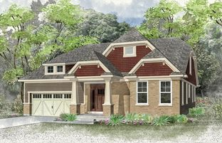 Belfort-Ranch - The Residences at the Cuneo Mansion and Gardens: Vernon Hills, Illinois - Pulte Homes