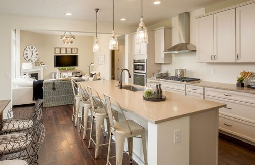 Kitchen-in-Maple Valley-at-The Residences at the Cuneo Mansion and Gardens-in-Vernon Hills