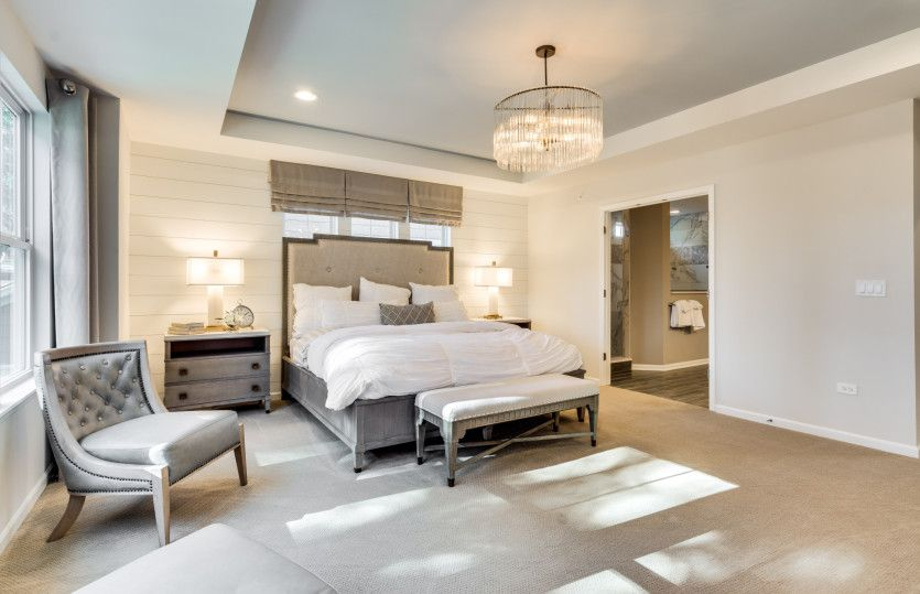 Bedroom featured in the Woodside By Pulte Homes in Chicago, IL