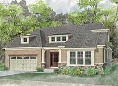 Strasbourg - The Residences at the Cuneo Mansion and Gardens: Vernon Hills, Illinois - Pulte Homes