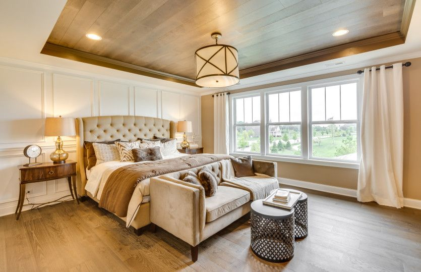 Bedroom featured in the Melrose By Pulte Homes in Chicago, IL