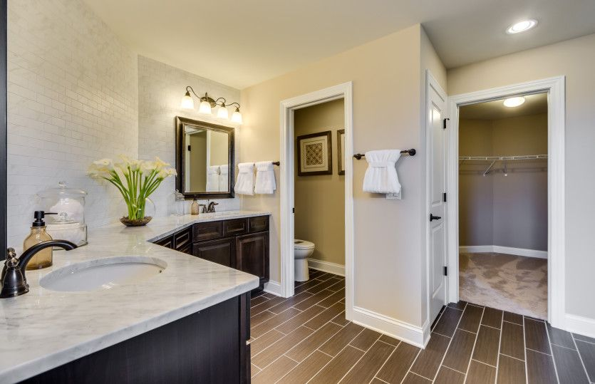 Bathroom featured in the Melrose By Pulte Homes in Chicago, IL