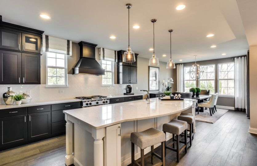 Kitchen featured in the Bourges By Pulte Homes in Chicago, IL
