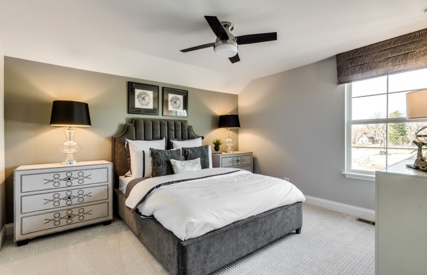 Bedroom featured in the Bourges By Pulte Homes in Chicago, IL