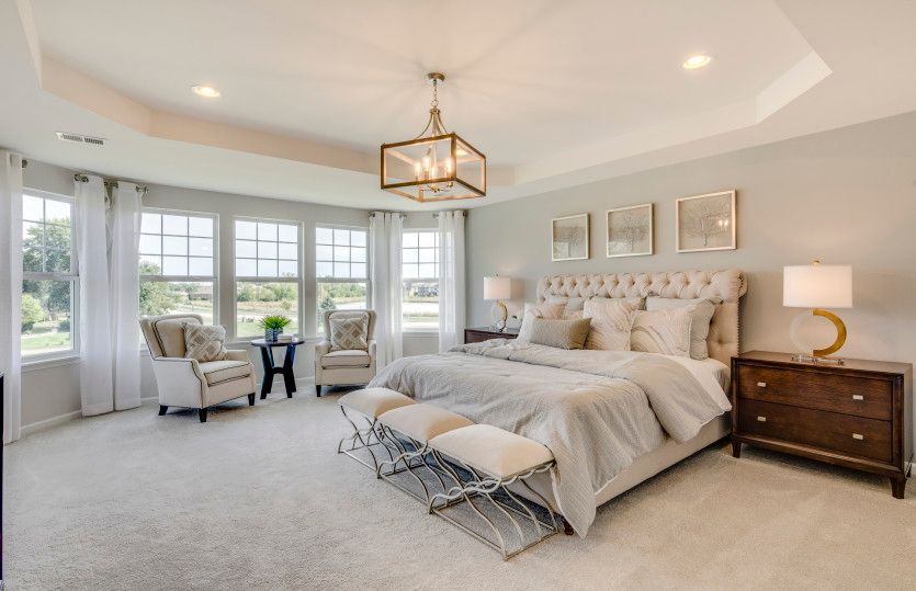 Bedroom featured in the Castleton By Pulte Homes in Chicago, IL