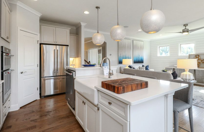 Kitchen featured in the Summerwood By Pulte Homes in Atlanta, GA