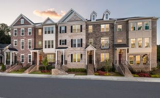 Parkside at Mason Mill by Pulte Homes in Atlanta Georgia