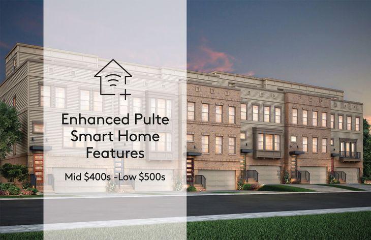 Enhanced Smart Home Features