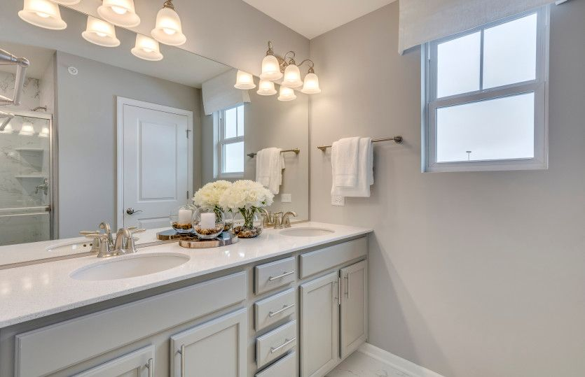 Bathroom featured in the Denali-Interior Unit By Pulte Homes in Chicago, IL