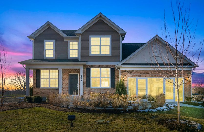 Superior Riverton   Finley Park: Lombard, Illinois   Pulte Homes