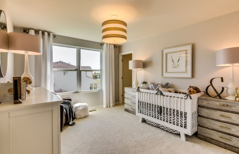 Bedroom featured in the Mercer By Pulte Homes in Chicago, IL