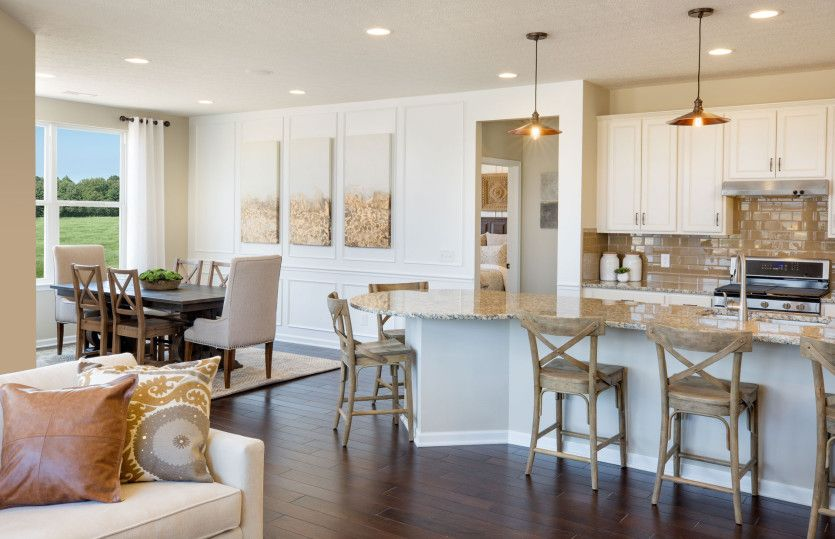 Kitchen featured in the Ascend By Pulte Homes in Chicago, IL