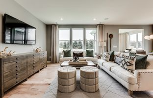 Abbeyville - Trails of Woods Creek: Algonquin, Illinois - Pulte Homes