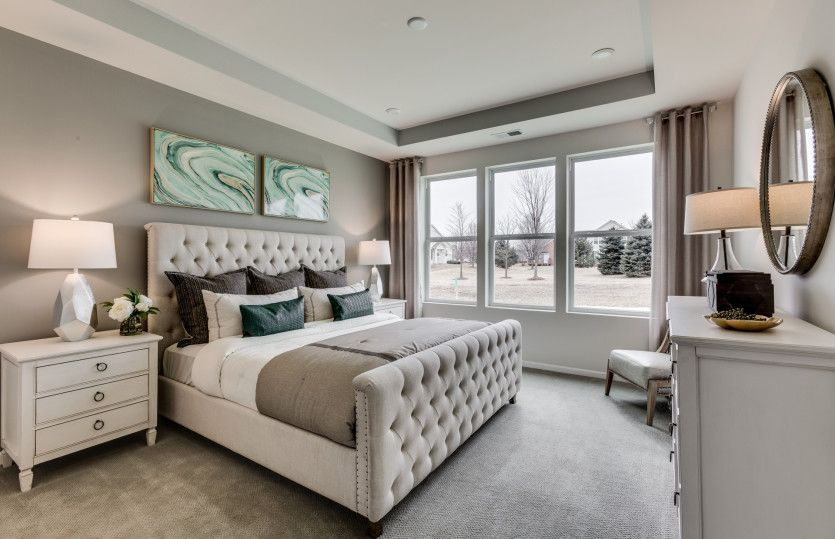 Bedroom featured in the Abbeyville By Pulte Homes in Chicago, IL