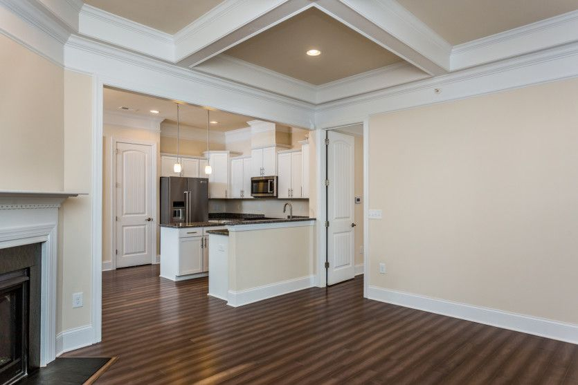 Kitchen featured in the Stanton By Pulte Homes in Atlanta, GA