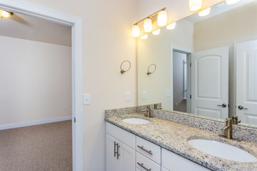 Bathroom featured in the Stanton By Pulte Homes in Atlanta, GA