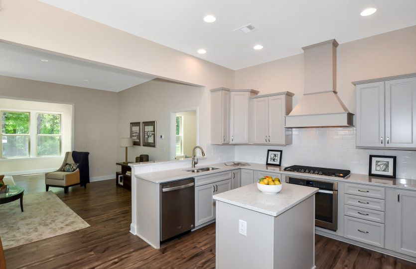 Kitchen-in-Southgate-at-Parkside at Mason Mill - The Reserve-in-Decatur