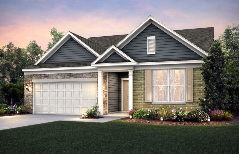 Pulte Homes New Home Plans in Chicago IL   NewHomeSource