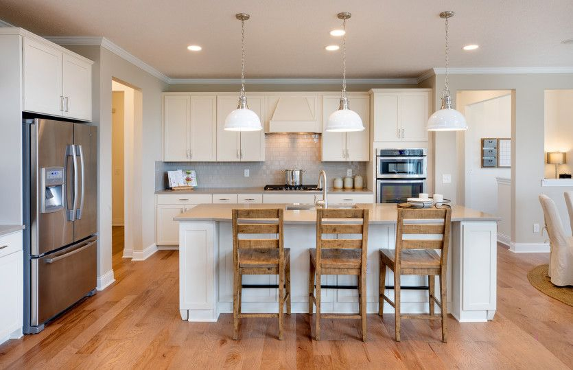 Kitchen featured in the Willwood By Pulte Homes in Chicago, IL