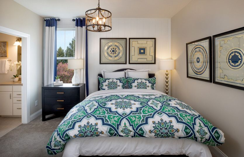 Bedroom featured in the Willwood By Pulte Homes in Chicago, IL