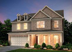 Mitchell - Pinebrook at Hamilton Mill: Auburn, Georgia - Pulte Homes