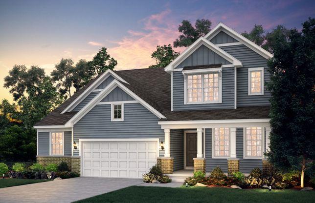 Greenfield:Home Exterior HR2G
