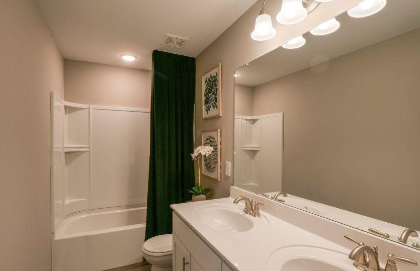 Bathroom featured in the Aspire By Pulte Homes in Atlanta, GA