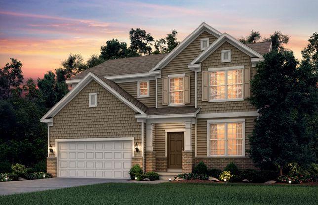 Mercer:Home Exterior HR2G