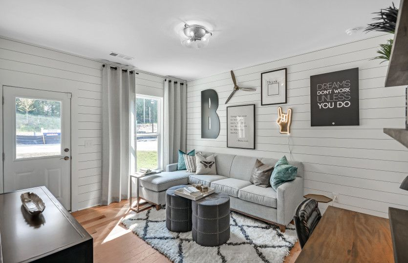 Living Area featured in the Devereaux By Pulte Homes in Atlanta, GA