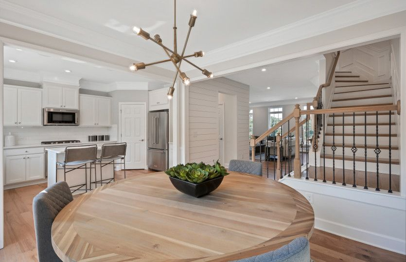 Kitchen featured in the Devereaux By Pulte Homes in Atlanta, GA