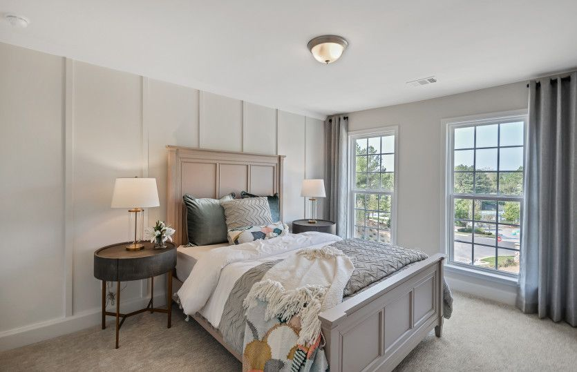 Bedroom featured in the Devereaux By Pulte Homes in Atlanta, GA