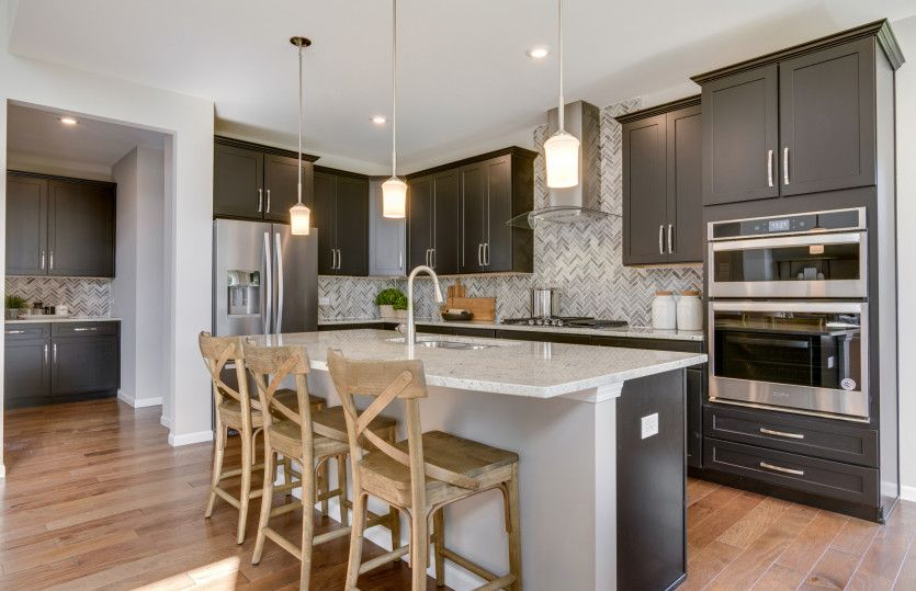 Kitchen featured in the Woodside By Pulte Homes in Chicago, IL