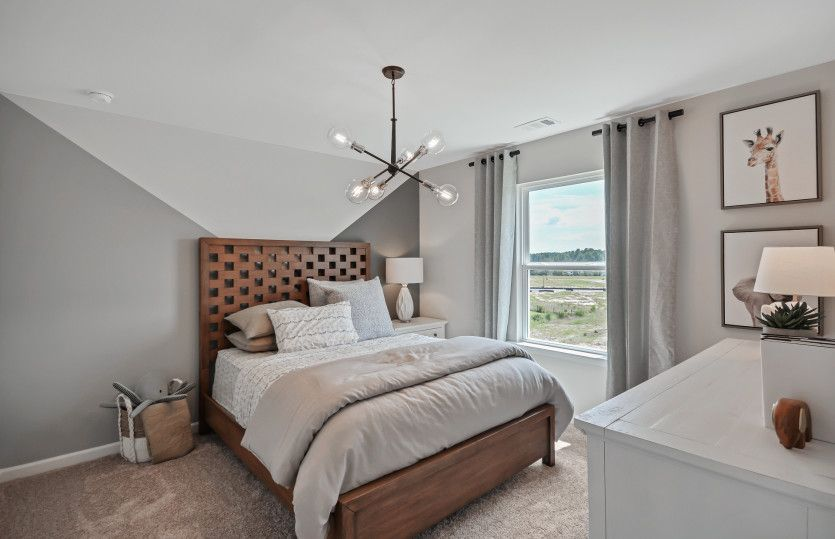 Bedroom featured in the Mitchell By Pulte Homes in Atlanta, GA