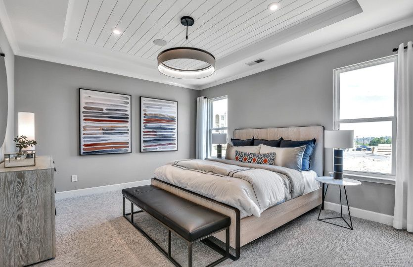 Bedroom featured in the Palomino By Pulte Homes in Atlanta, GA