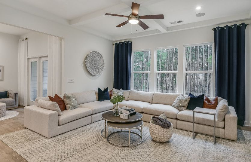 Living Area featured in the Fairfax By Pulte Homes in Atlanta, GA