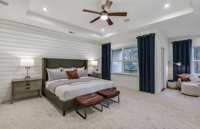 Bedroom featured in the Fairfax By Pulte Homes in Atlanta, GA