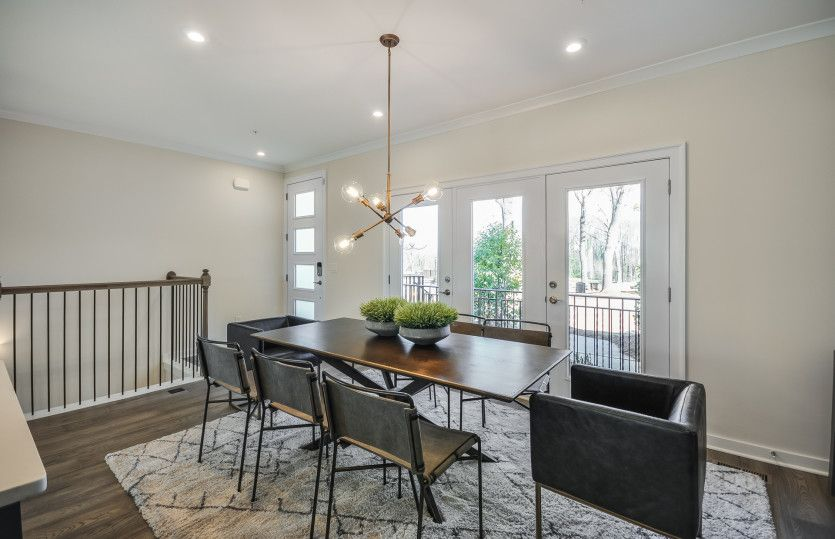 Living Area featured in the Briarcliff By Pulte Homes in Atlanta, GA