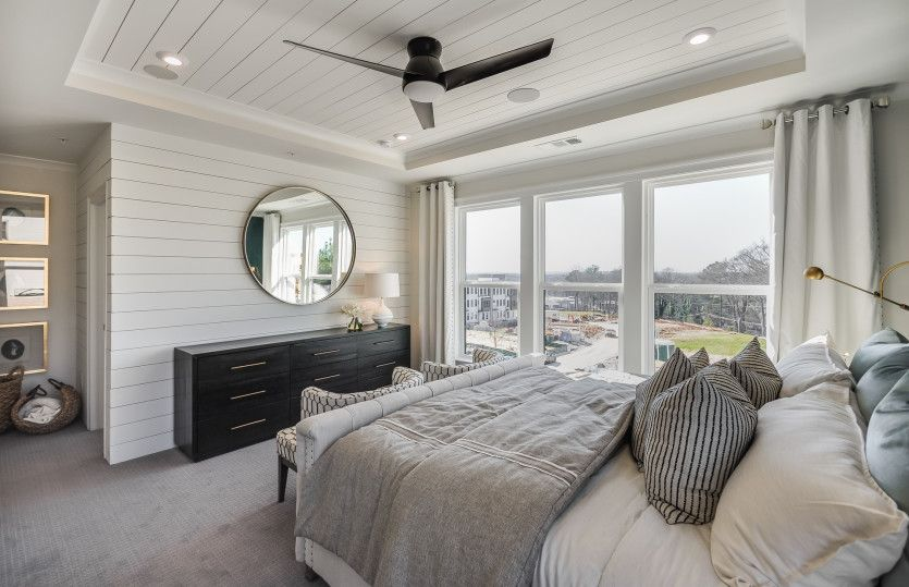 Bedroom featured in the Briarcliff By Pulte Homes in Atlanta, GA