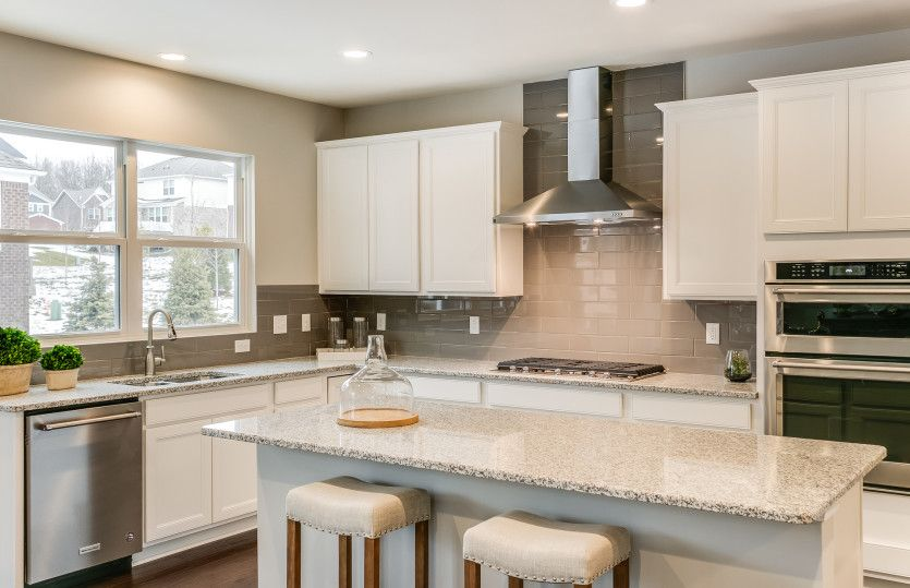 Kitchen featured in the Waverly By Pulte Homes in Chicago, IL