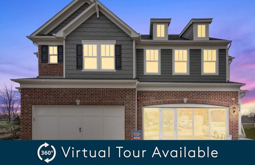 Exterior featured in the Denali-Interior Unit By Pulte Homes in Chicago, IL