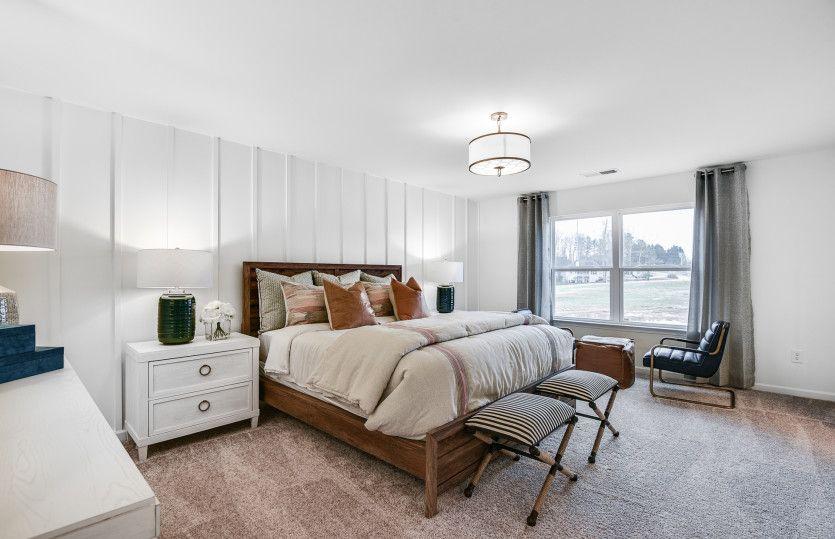 Bedroom featured in the Hampton By Pulte Homes in Atlanta, GA