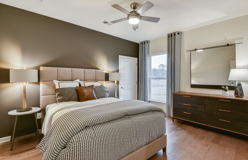 Bedroom featured in the Martin Ray By Pulte Homes in Atlanta, GA