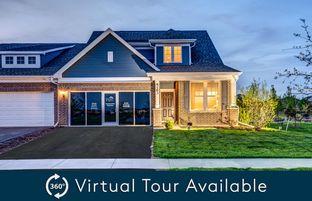 Provence - Bloomingdale Walk: Bloomingdale, Illinois - Pulte Homes